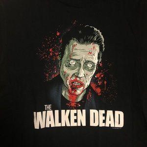 Walken Dead shirt nwot size small
